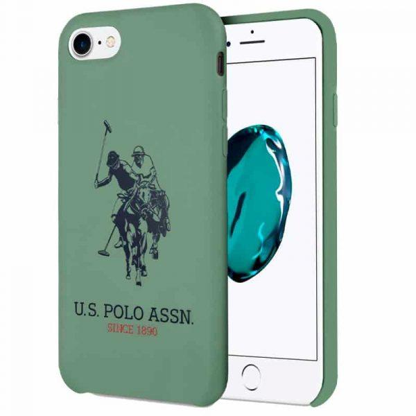 carcasa iphone 6 7 8 se 2020 licencia polo ralph lauren verde 1
