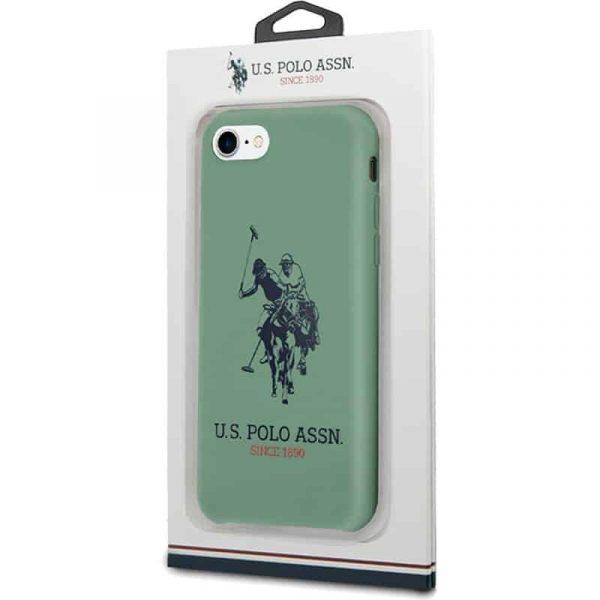 carcasa iphone 6 7 8 se 2020 licencia polo ralph lauren verde 2