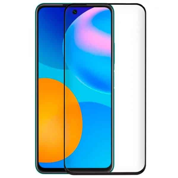 protector pantalla cristal templado huawei p smart 2021 full 3d negro 1