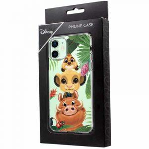 carcasa iphone 12 12 pro licencia disney rey leon 2