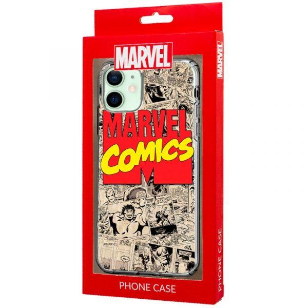 carcasa iphone 12 12 pro licencia marvel comics 2