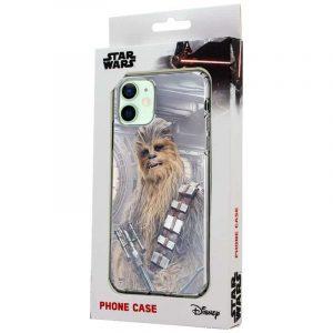 carcasa iphone 12 12 pro licencia star wars chewbacca 2