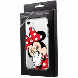 carcasa iphone 7 8 se 2020 licencia disney minnie 2
