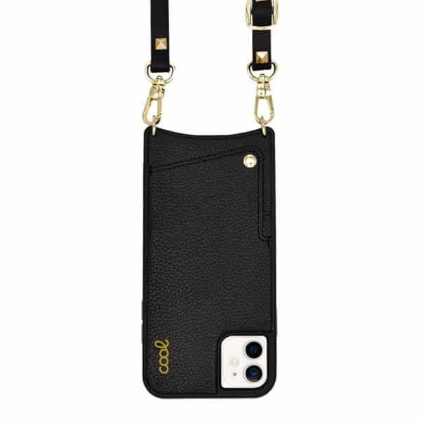 carcasa iphone 12 mini correa pop rock negro 1