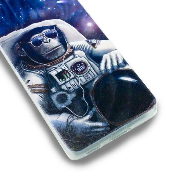 carcasa xiaomi pocophone m3 redmi 9t dibujos astronauta 2