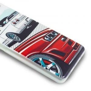 carcasa xiaomi pocophone m3 redmi 9t dibujos cars 2