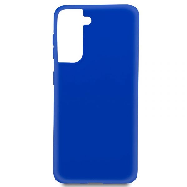 funda cool silicona para samsung galaxy s21 plus azul 2