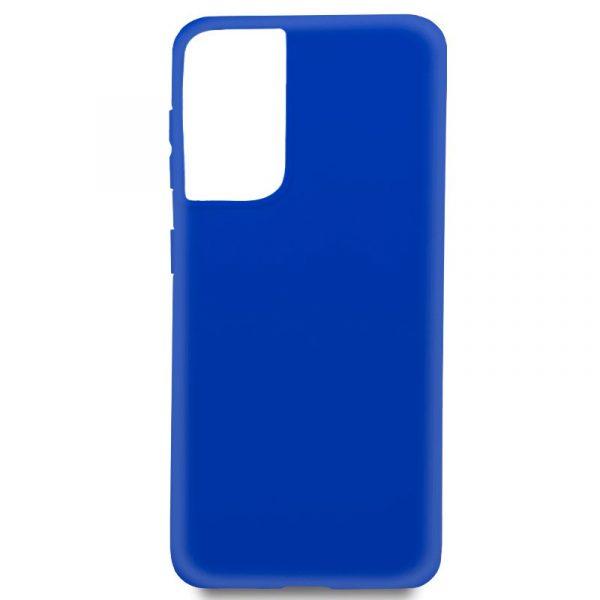 funda cool silicona para samsung galaxy s21 ultra azul 2