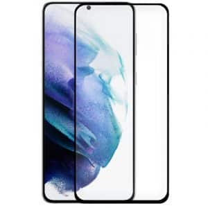 protector pantalla cristal templado cool para samsung galaxy s21 plus full 3d negro