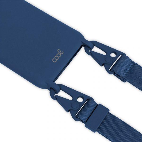 carcasa iphone 11 cinta azul 5