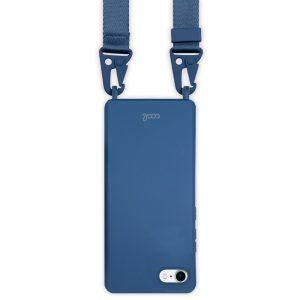 carcasa iphone 7 8 se 2020 cinta azul 2