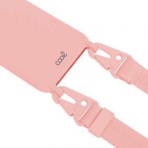 carcasa iphone 7 8 se 2020 cinta rosa 5