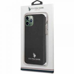 carcasa iphone 11 pro max polo ralph lauren negro 2