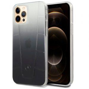 carcasa iphone 12 pro max mercedes benz ahumado 1