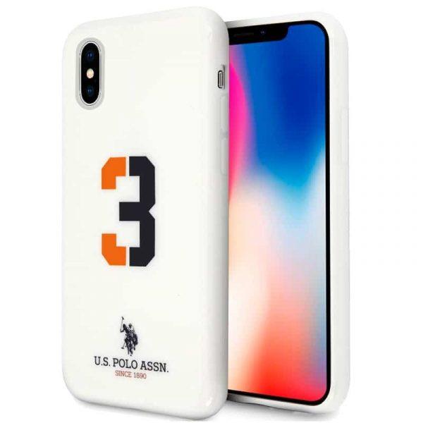 carcasa iphone x iphone xs polo ralph lauren blanco 1