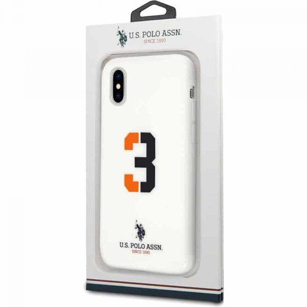carcasa iphone x iphone xs polo ralph lauren blanco 2