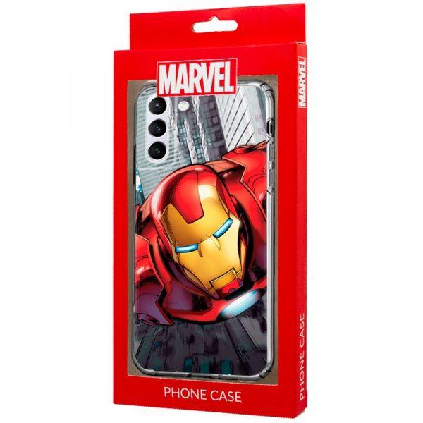 carcasa samsung galaxy s21 plus marvel iron man 2