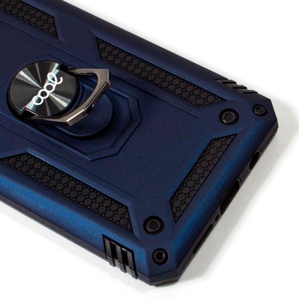 carcasa xiaomi redmi 9c hard anilla azul 2